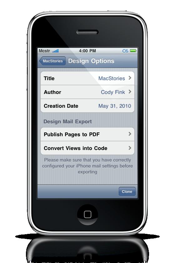 Design your Next iPhone Application with Dapp - MacStories