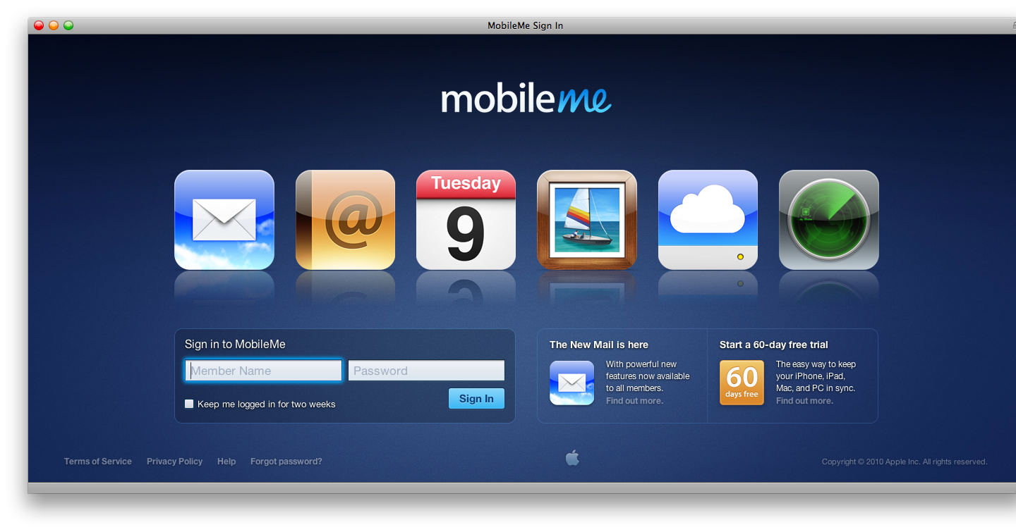 Apple Launches the New MobileM...