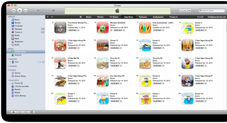 iTunes Accounts Hacked by Vietnamese Developer? [Update