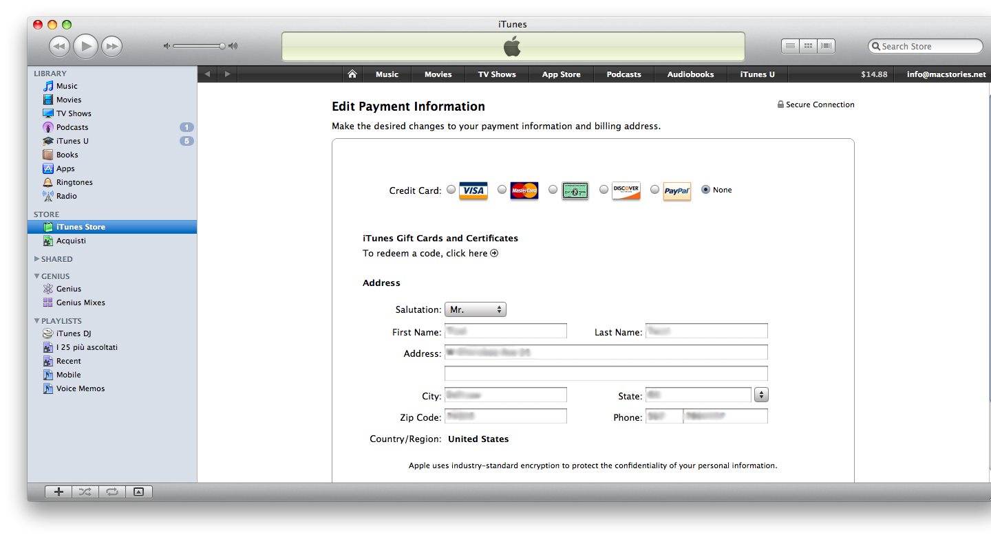 iTunes Accounts Hacked by Vietnamese Developer? [Update